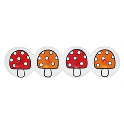 Rådjuret Abbie Hängare krokbräda svampar