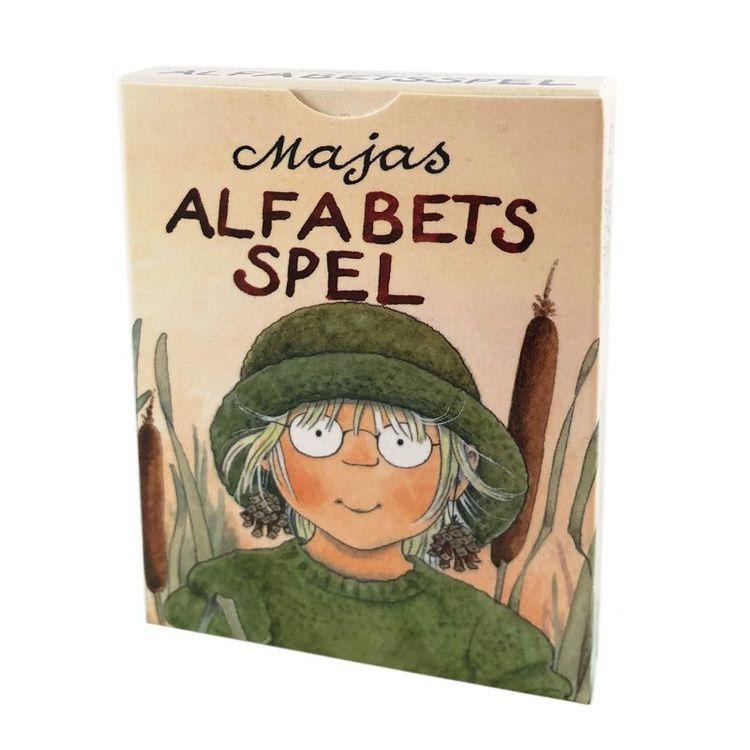 Maja Alfabetsspel
