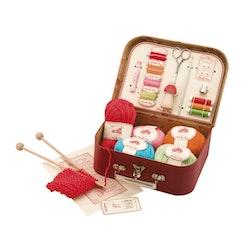Sy & Sticksaker i väska