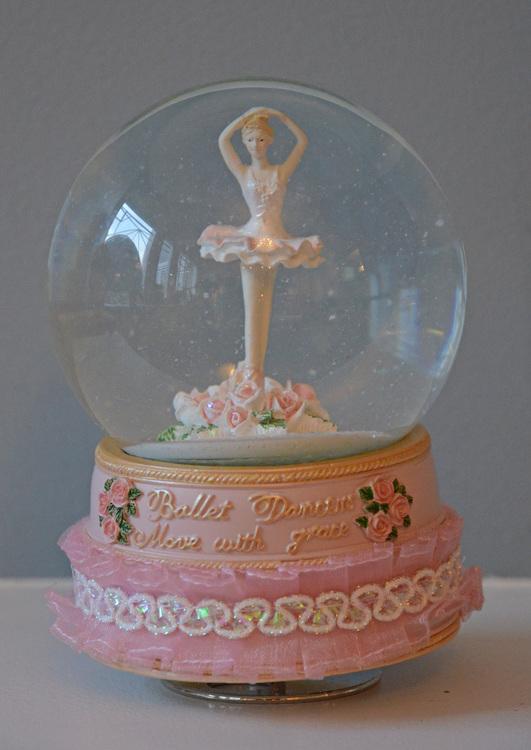 Glob Ballerina med spets