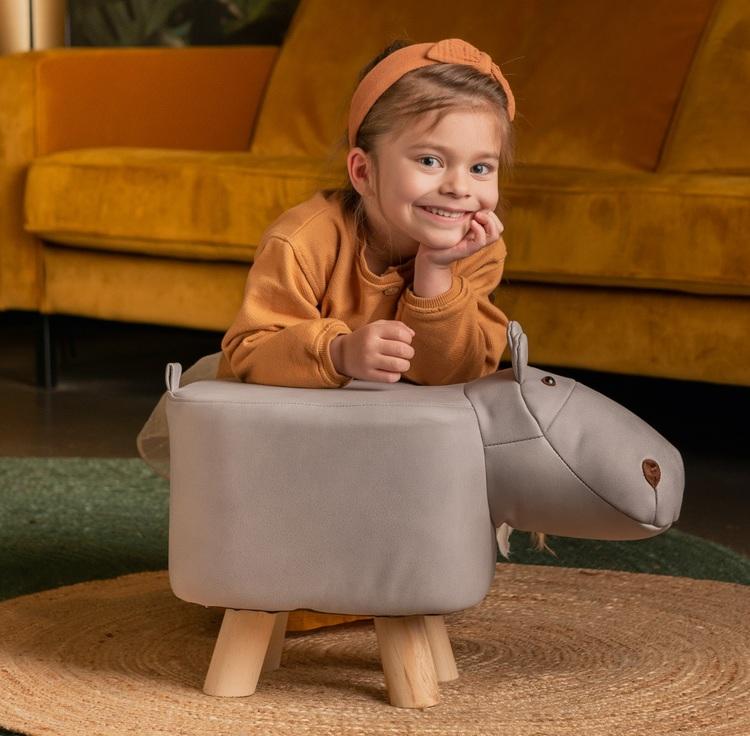 "Hippo ""flodhäst"" barnpall"