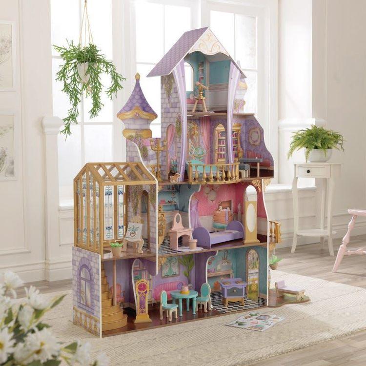 Enchanted Greenhouse Castle