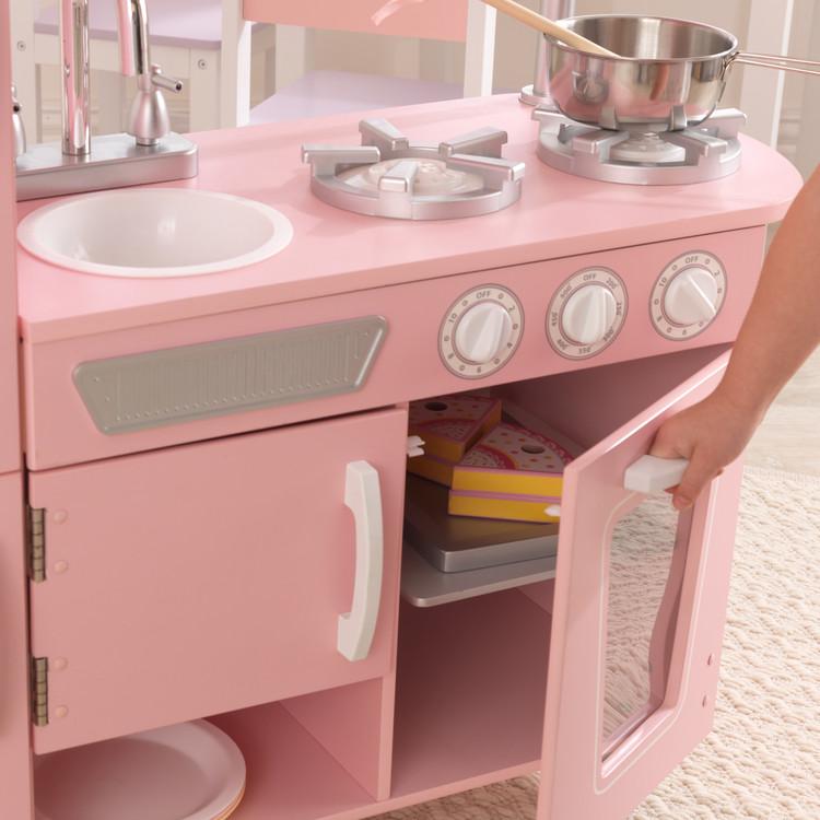 Vintage Kitchen - Pink