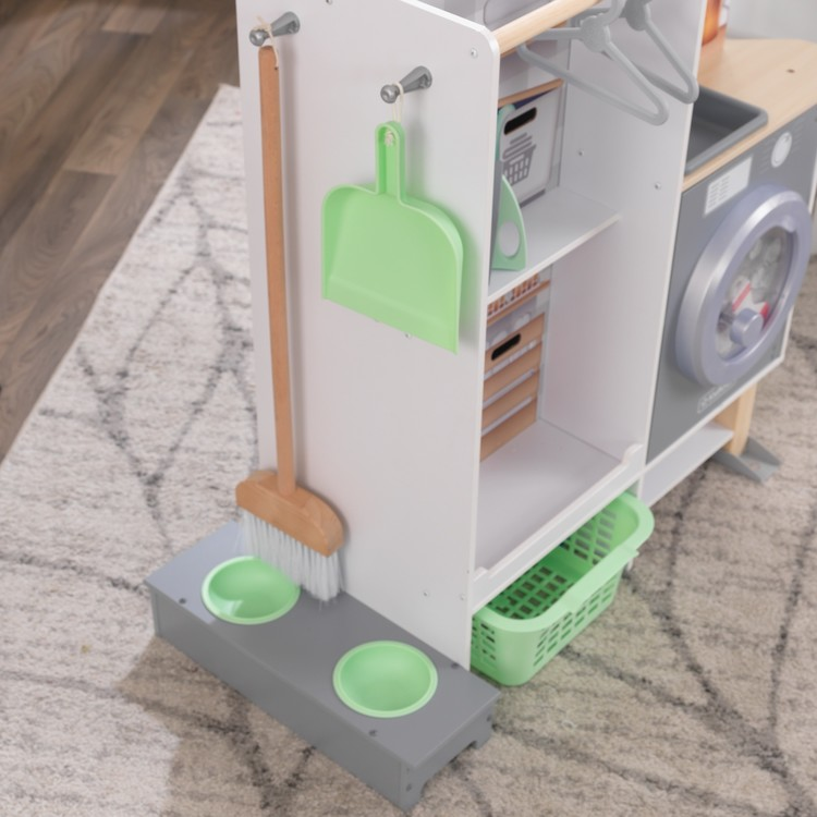 2-in-1 Kitchen and Laundry
