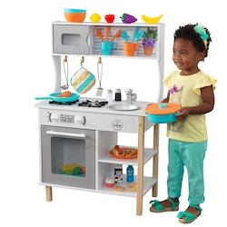 All Time Play Kitchen med tillbehör