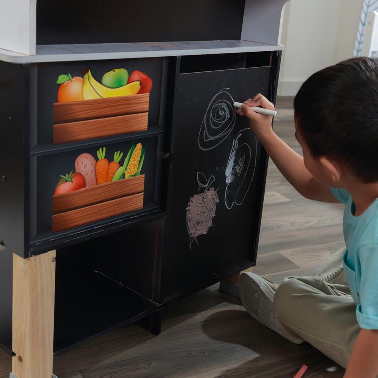 Artisan Island Toddler Play Kitchen