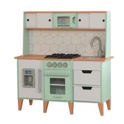 Mid-Centry Modern Play Kitchen