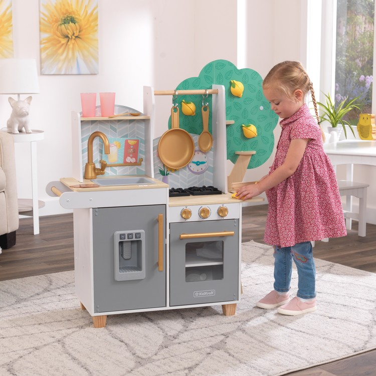Happy Harvest Play Kitchen