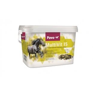3 kg Pavo Multivit 15 489kr