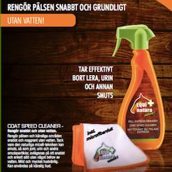Equinatura Coat Speed  Cleaner 119kr