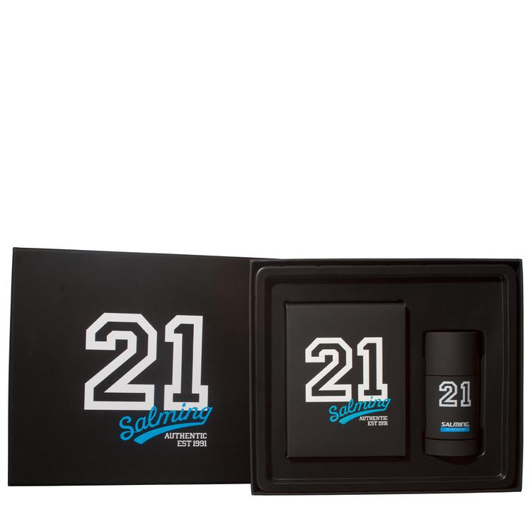 SALMING 21 BLACK Presentförpackning