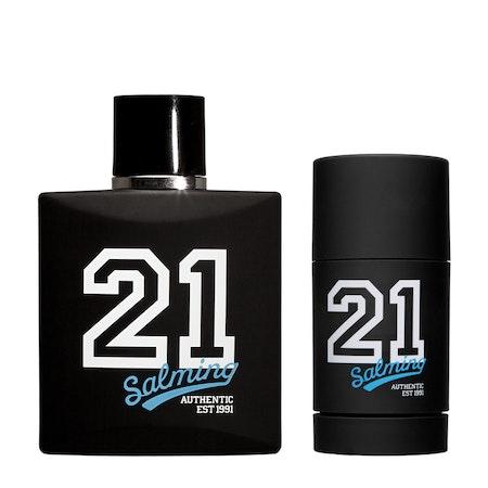 SALMING - 21 BLACK Presentförpackning