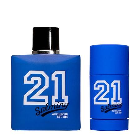 SALMING - 21 BLUE Presentförpackning