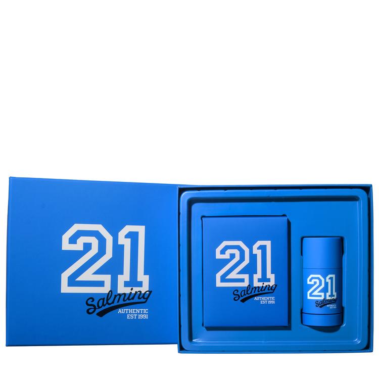 SALMING 21 BLUE Presentförpackning