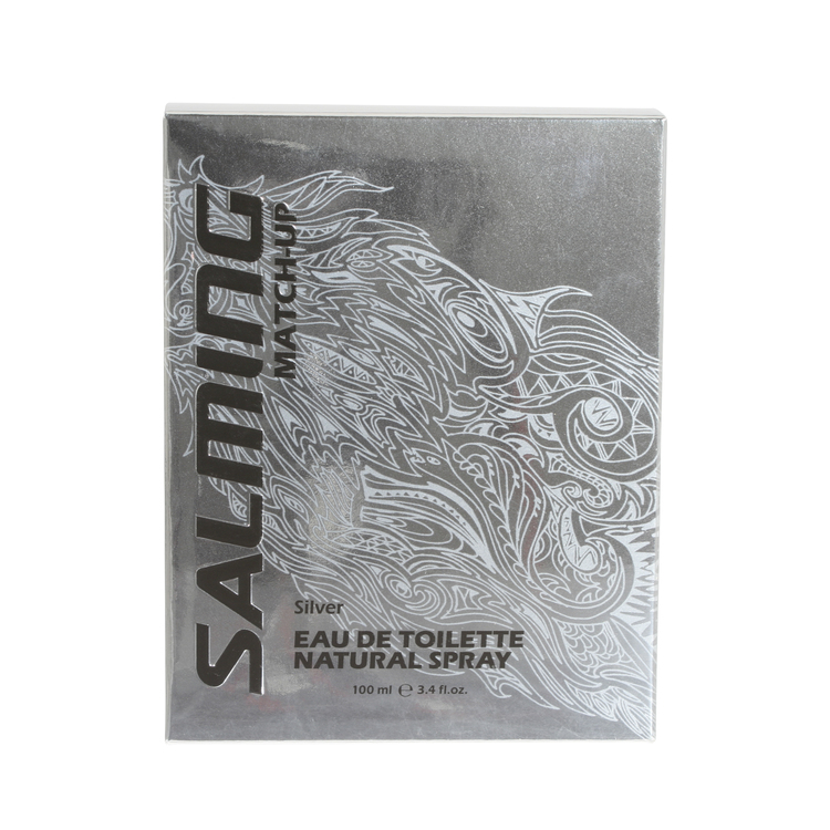 SALMING SILVER EdT 100 ml