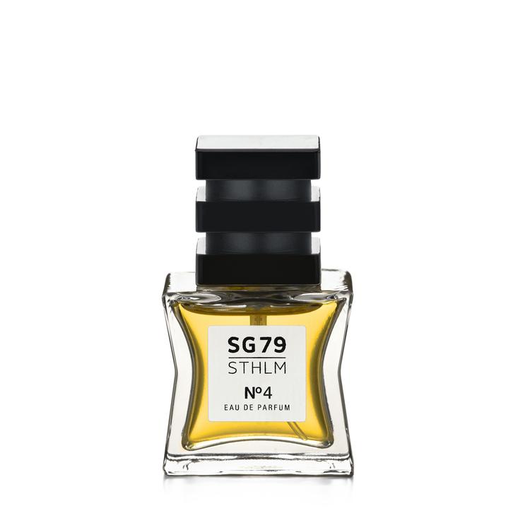 SG79 STHLM - N°4 EdP 15 ml