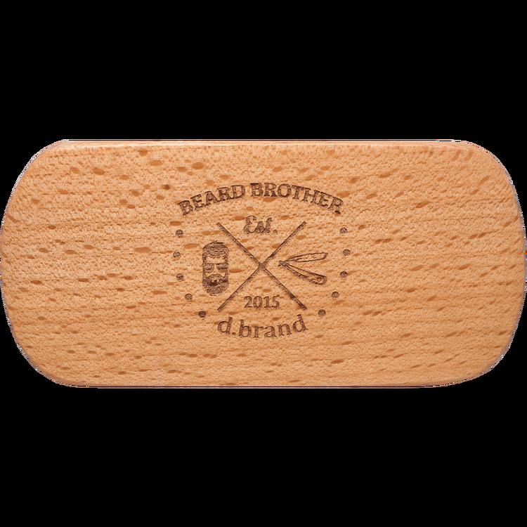 BEARD BROTHER X D.BRAND Beard Brush Nylon Bristle