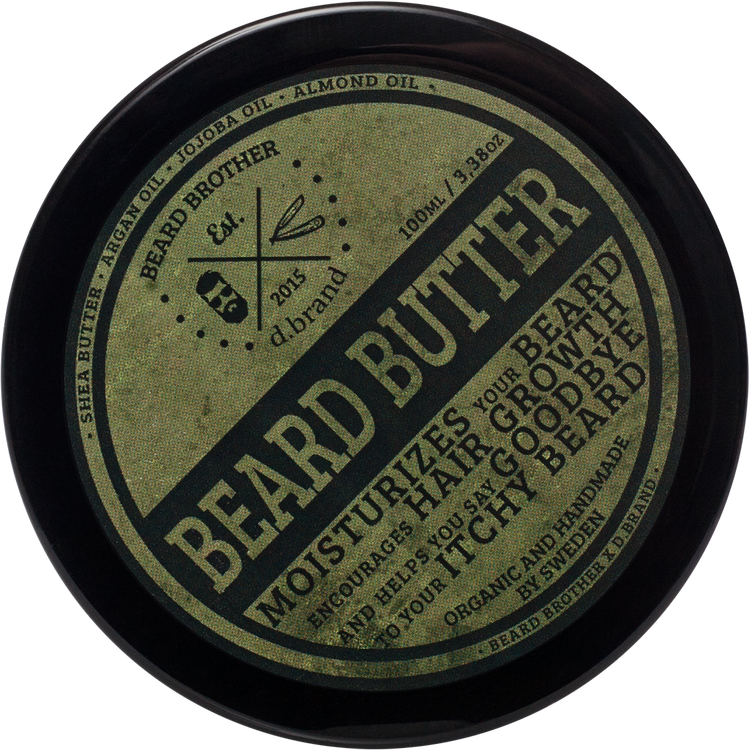 BEARD BROTHER X D.BRAND - Beard Butter Vanilla & Sandalwood 100 ml