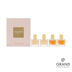 Valentino Donna Mini Set 4 X 6ML