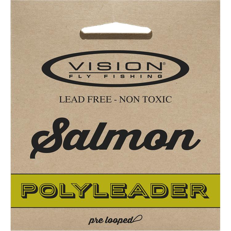 Vision - Polyleader Salmon 12,6' Intermediate