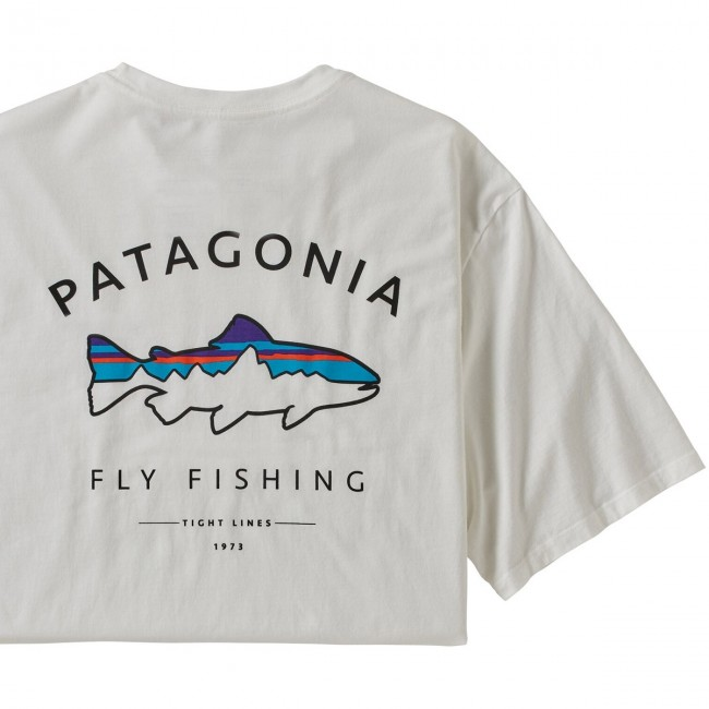 Patagonia Framed Fitz Roy Trout T-shirt