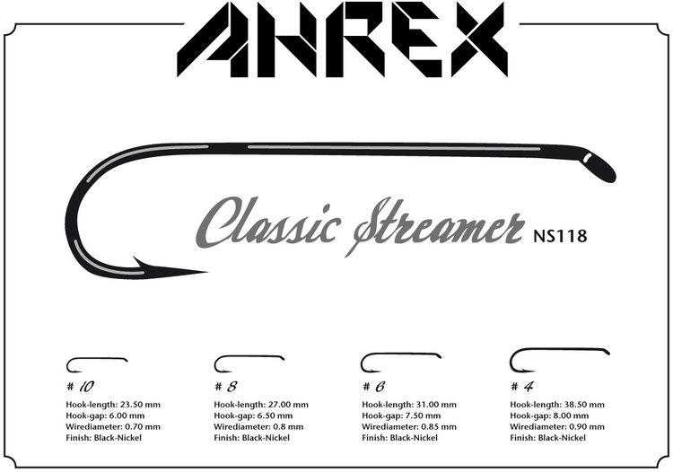 Ahrex NS118  - Classic Streamer