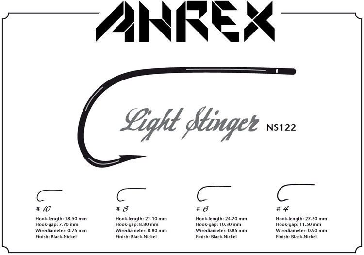 Ahrex NS122 - Light Stinger