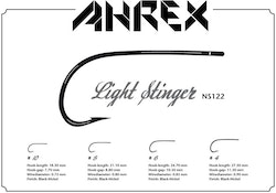 Ahrex NS122 - Light Stinger