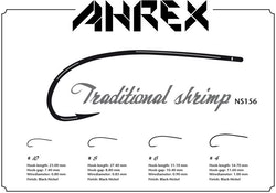 Ahrex NS156 - Traditional Shrimp