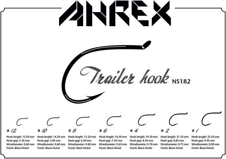 Ahrex NS182 - Trailer Hook