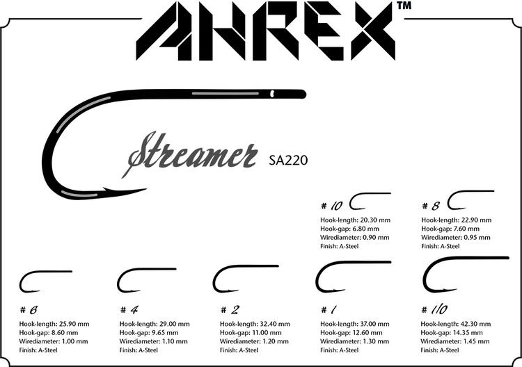 Ahrex SA220 - Streamer