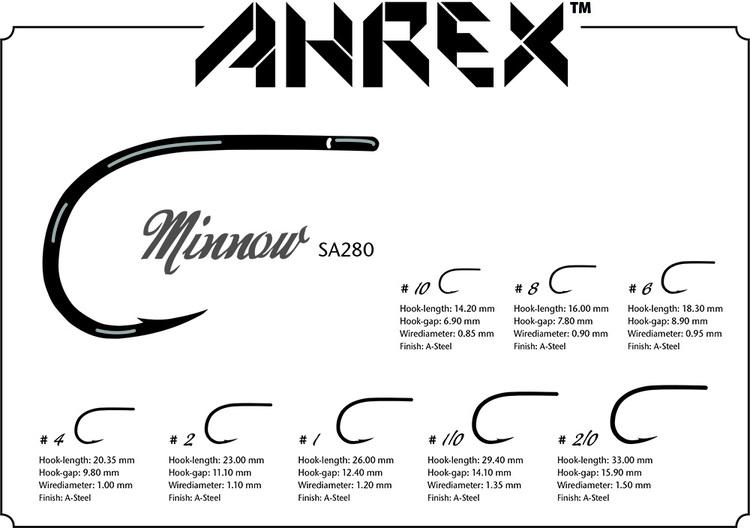 Ahrex SA280 - Minnow