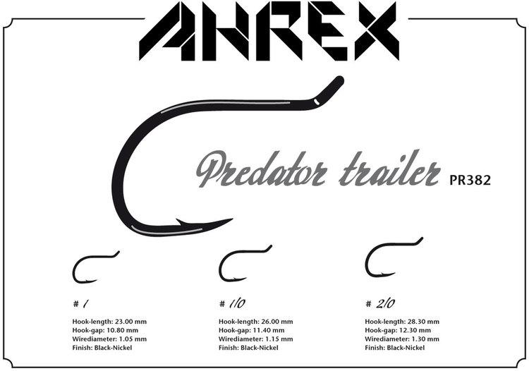 Ahrex PR382- Predator Trailer Hook