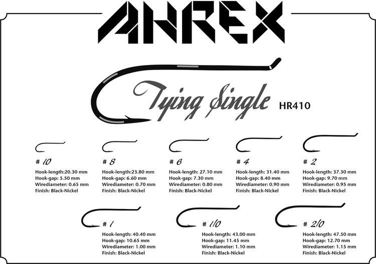 Ahrex HR410-Tying Single