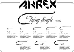 Ahrex HR410-Tying Single