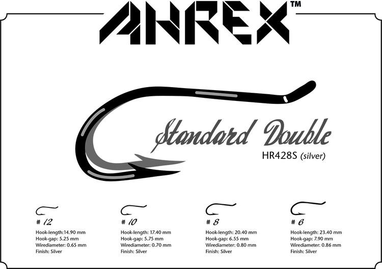 Ahrex HR428S-Tying Double