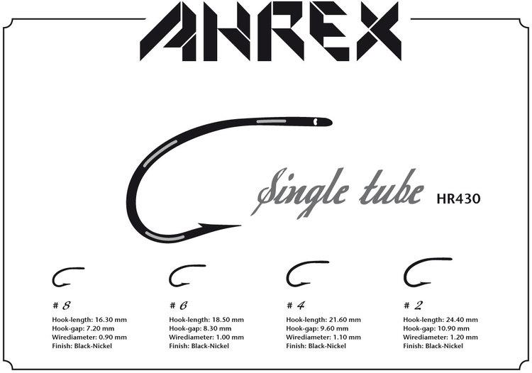 Ahrex HR430-Tube Single