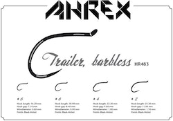 Ahrex HR483-Trailer hook barbless