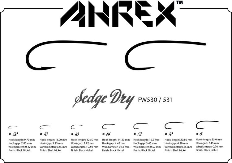 Ahrex FW530 - Sedge Dry