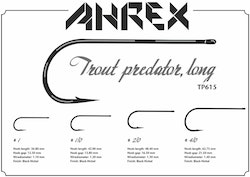 Ahrex TP615 - Trout Predator Streamer Long