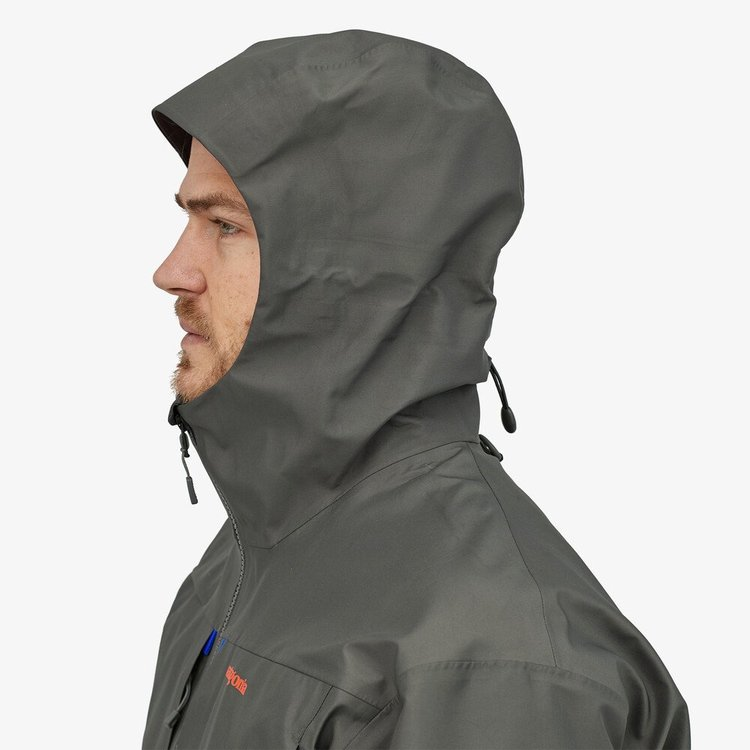 Patagonia - River Salt jacket - Forge Grey