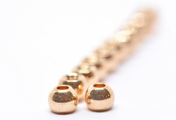 FutureFly - Brass Beads 4mm