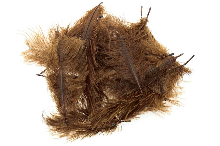 Ostrich Micro Spey Plumes