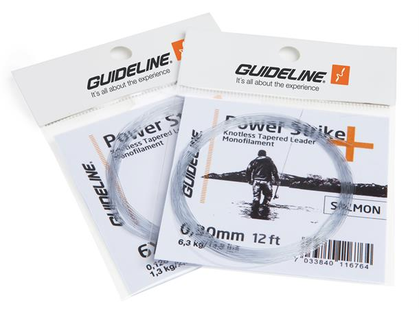 Guideline - Power strike 12' Trout taperad tafs