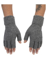 Wool ½ Finger Glove