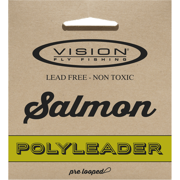 Vision - Polyleader Salmon 14' Floating