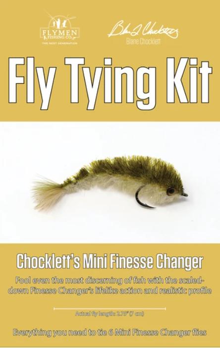 Chocklett's Mini Finesse Changer Bindkit