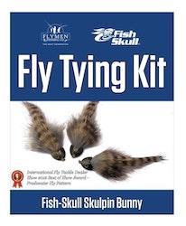 Fly Tying Kit: Fish-Skull Skulpin Bunny