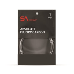 Scientific Anglers - Absolute Fluorocarbon Leader 12'