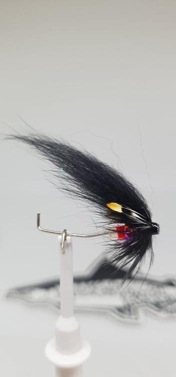 Red Butt Bead by Helweg